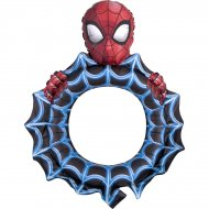 Ballon Cadre Photo Spiderman (68 cm) - Air