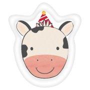 8 Assiettes Vache - Ferme en Folie