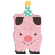 Mini Pinata Cochon (18 cm) - Ferme en Folie