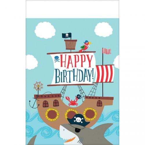 Nappe Pirate Birthday