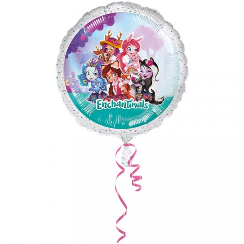 Ballon Hélium Enchantimals (43 cm)