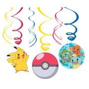 6 Guirlandes Spirales Pokémon Friends