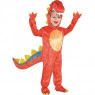 Déguisement Dino Rouge