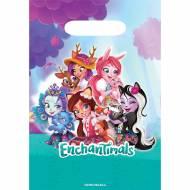 8 Pochettes Cadeaux Enchantimals