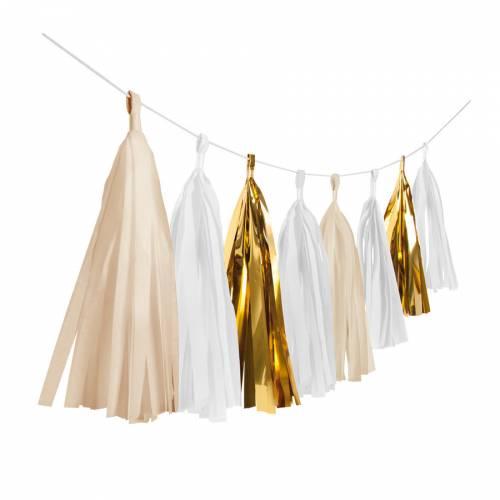 Guirlande Tassel Gold