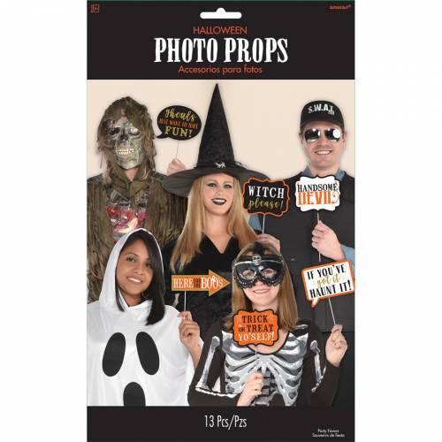 Kit Photobooth - Halloween