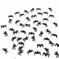 50 Mini Araignées - Halloween