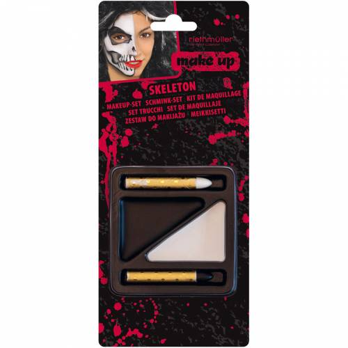 Kit Maquillage Halloween - Squelette