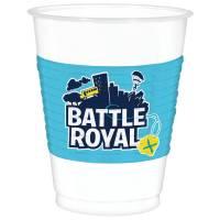 Contient : 1 x 8 Grands Gobelets - Battle Royal