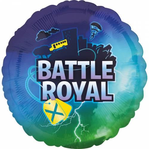 Ballon Gonflé à l Hélium Battle Royal