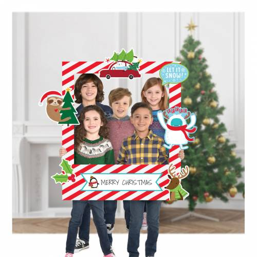 Kit Selfie avec Cadre Noël