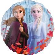 Ballon à Plat La Reine des Neiges 2
