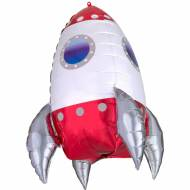 Ballon Géant Fusée