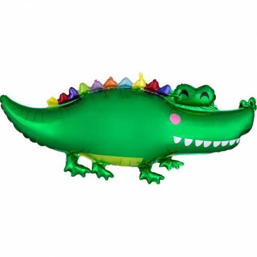 Ballon Géant - Crocodile