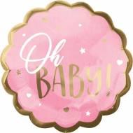 Ballon Géant Oh Baby Girl !