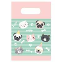 Contient : 1 x 8 Pochette Cadeaux Hello Pets