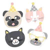 Contient : 1 x 8 Masques Hello Pets