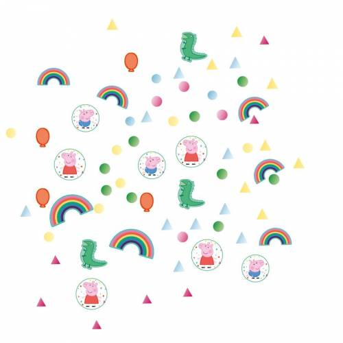 Confettis - Peppa Pig Party
