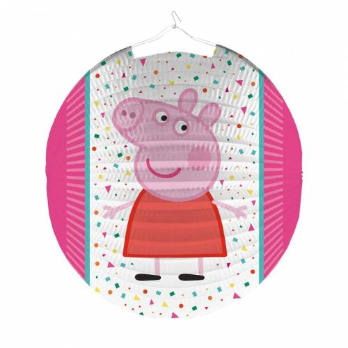 Lanterne - Peppa Pig Party