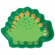8 Petites Assiettes - Happy Dino Party