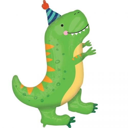 Ballon Géant Happy Dino Party