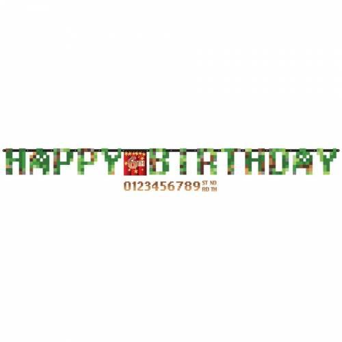 Guirlande Lettres Happy Birthday TNT Party !