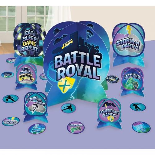 Kit Déco Table Battle Royale