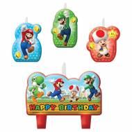 4 Bougies Mario
