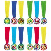 12 Médailles Mario