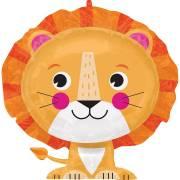 Ballon Géant Lion Baby