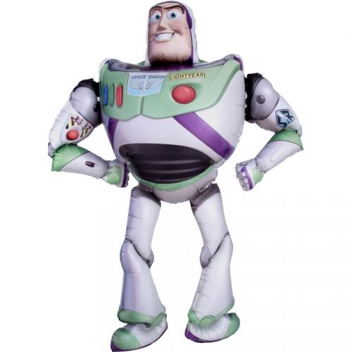 Ballon Géant Buzz l Eclair Airwalkers - Toy Story