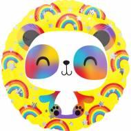 Ballon Gonflé à l'Hélium Happy Panda