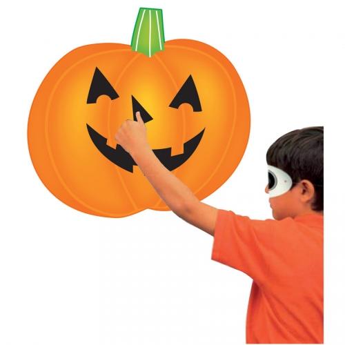 """Jeu Halloween """"Visage de Citrouille"""""""
