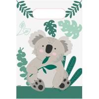 Contient : 1 x 8 Pochettes Cadeaux Koala