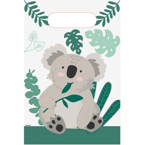 8 Pochettes Cadeaux Koala