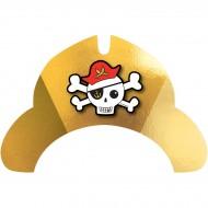8 Chapeaux Pirate