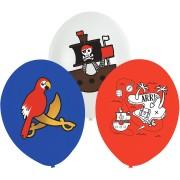6 Ballons Pirate