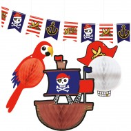 Kit à Suspendre Décoration Pirate