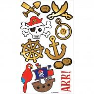 Tatouages Pirate