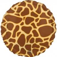Ballon Hélium Girafe - Ø43 cm