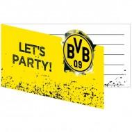 8 Invitations BVB Dortmund