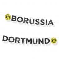 Guirlande Lettres BVB Dortmund