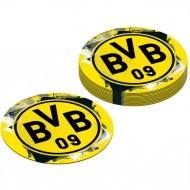 12 Sous-Verres BVB Dortmund