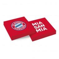 20 Serviettes FC Bayern Munich