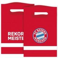 8 Pochettes Cadeaux FC Bayern Munich