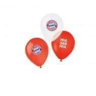 6 Ballons FC Bayern Munich