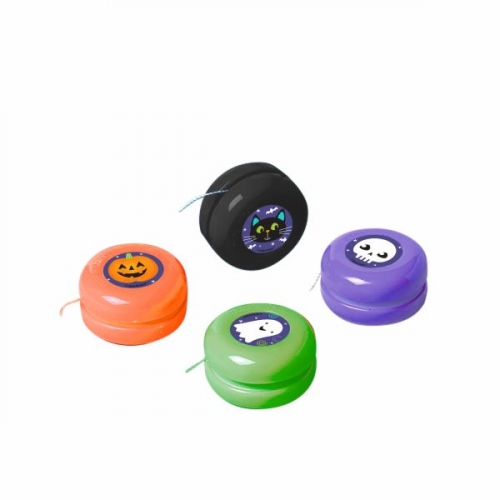4 Yo-Yo s Halloween pooky