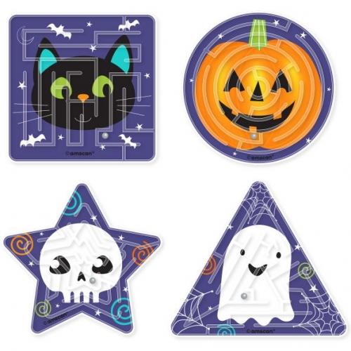 4 Jeux de Patience Halloween