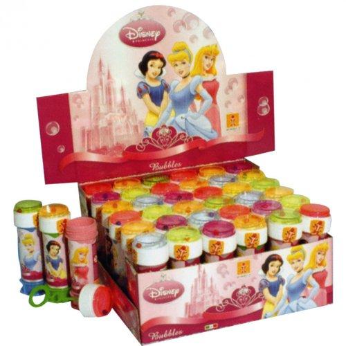 Bulle de Savon Princesses Disney avec jeu de patience