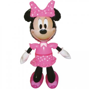 Minnie gonflable